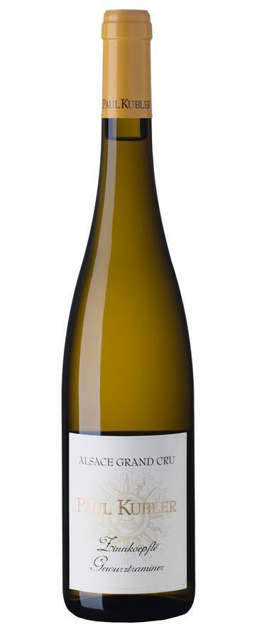 Gewurztraminer Zinnkoefle Grand Cru