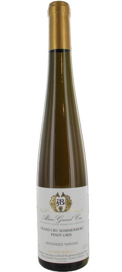 Pinot Gris Sommerberg SGN