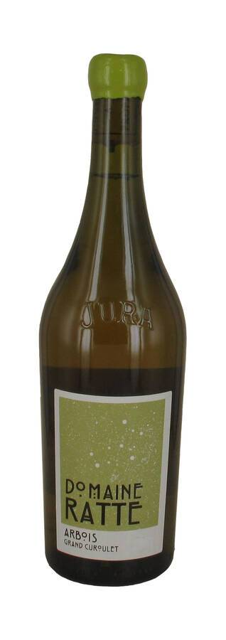 Arbois Blanc Chardonnay Grand Curoulet