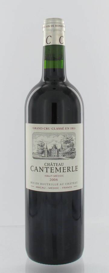 Cantemerle Bordeaux Rouge Medoc