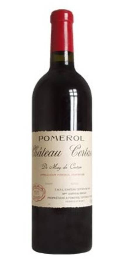 Certan de May Pomerol