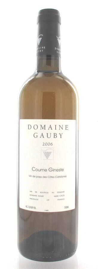 Coume Gineste Blanc
