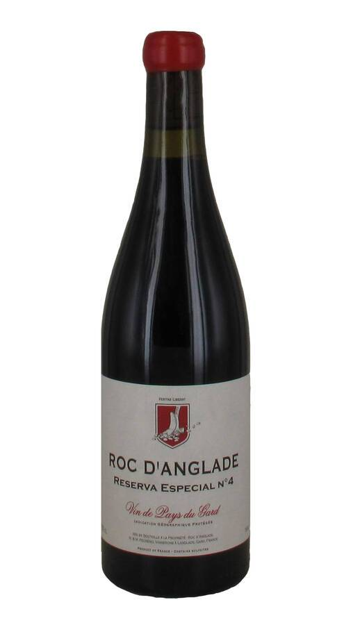 Roc d´Anglade Rouge Reserva Especial N°4