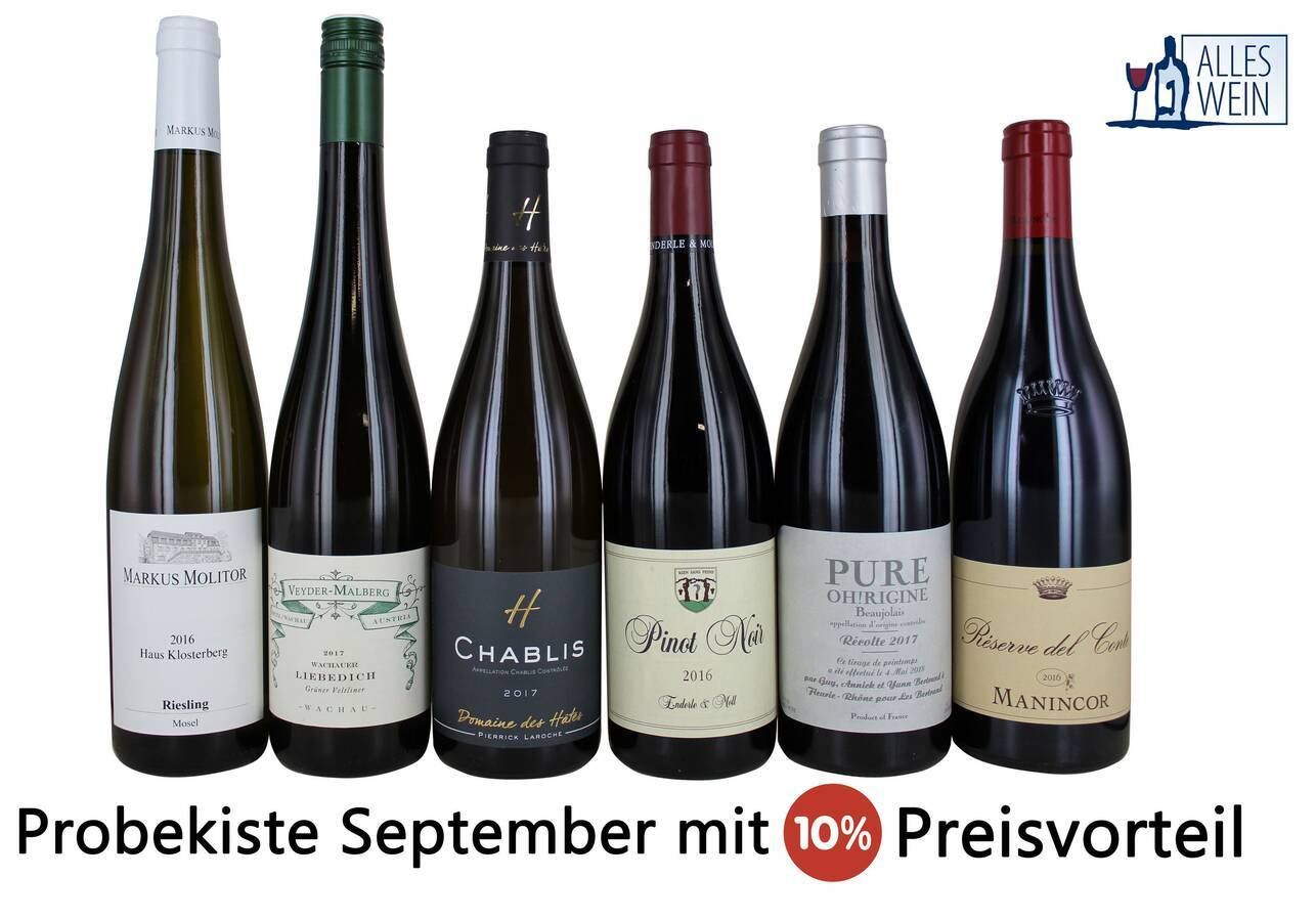 Probekiste September 2018