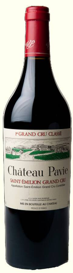 Pavie St Emilion Grand Cru