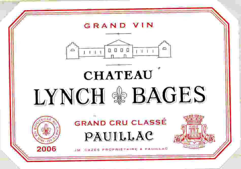 Lynch-Bages Pauillac